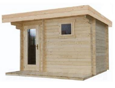 Buiten sauna's