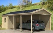 Garages en carports