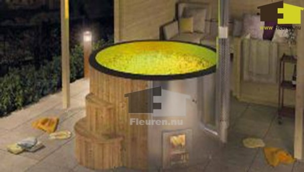 Hottub deluxe thermowood