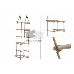 4-Zijdige touwladder