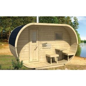 Sauna Oval