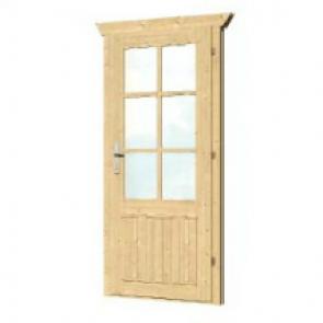 Enkele deur D6