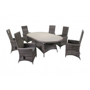 Rick Table Tuinset